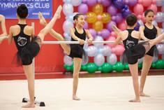 Rhythmic Gymnastics Classes for Girls all ages! Edmonton City Gymnastics Classes & Lessons 8