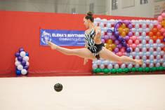 Rhythmic Gymnastics Classes for Girls all ages! Edmonton City Gymnastics Classes & Lessons 6