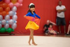 Rhythmic Gymnastics Classes for Girls all ages! Edmonton City Gymnastics Classes & Lessons 5