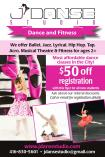 $50 OFF REGISTRATION FEES Scarborough Ballet Dancing Classes & Lessons _small