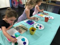 SUMMER FINE ARTS CLASSES FOR 3-7 YEAR OLDS Edmonton City Ballet Dancing Classes & Lessons 4 _small