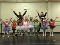 SUMMER FINE ARTS CLASSES FOR 3-7 YEAR OLDS Edmonton City Ballet Dancing Classes & Lessons 3 _small