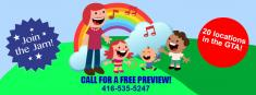 Free Preview Music  Class at any of Rainbow Songs 20 locations Toronto City Educational School Holiday Activities _small
