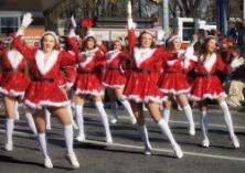 Santa's Parade of Lights is held in November in Oshawa Theatre Dance Academy will be dancing at this event. Oshawa Jazz Dancing Classes & Lessons 4 _small