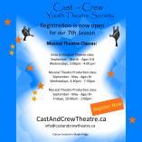 Registration for our 7th Season! Maple Ridge Theatre Classes & Lessons _small
