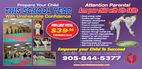 Oakville Taekwondo Academy