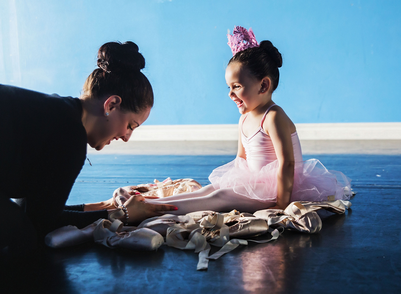 The Love of Dance starts at an early age. Nourish that love and it will grow with them.