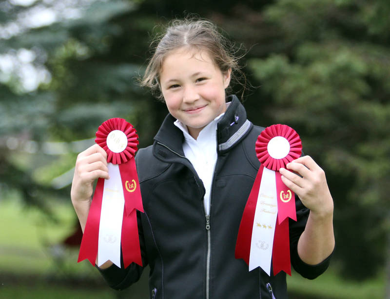 Winning Red Ribbons