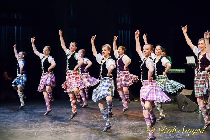 Highland Dance - Classes available for all ages and levels.