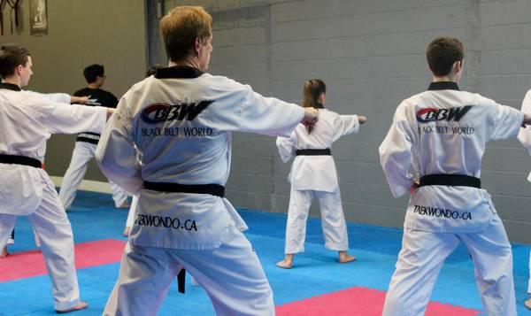 Free trial lesson! Waterloo City Martial Arts Academies 3