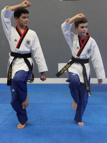 Free trial lesson! Waterloo City Martial Arts Academies 1