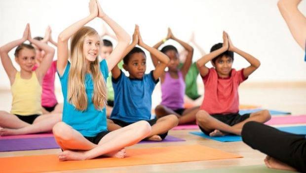 Kids Yoga Ages 8-12