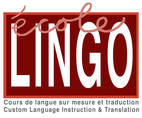 École Lingo Canada Language School