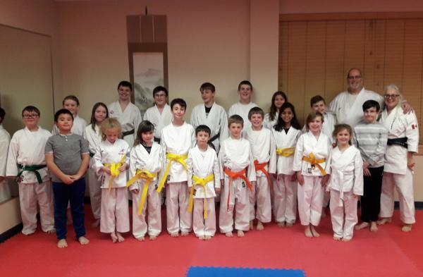 Come and Try Karate! First 3 Classes Free! Victoria Karate Schools _small