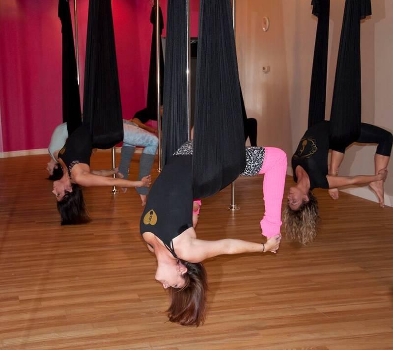 Aerial Yoga Ottawa