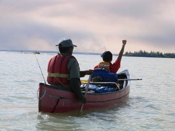Yes!!!  Renting a canoe is a great weekend activity