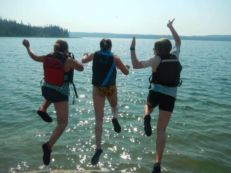 Kids Paddle Camp Rocks!