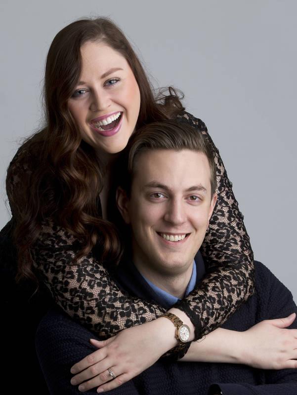 Jessika and Matthew Whitfield