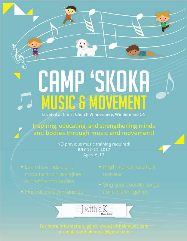 Camp Skoka Poster