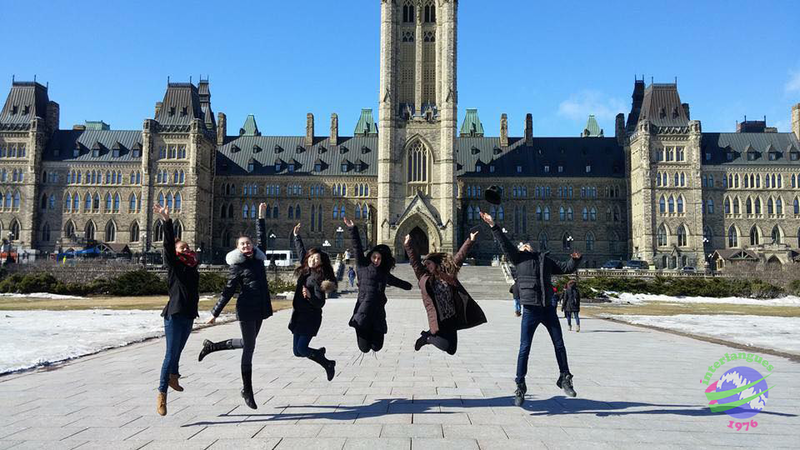 Interlangues at Parliament Hill
