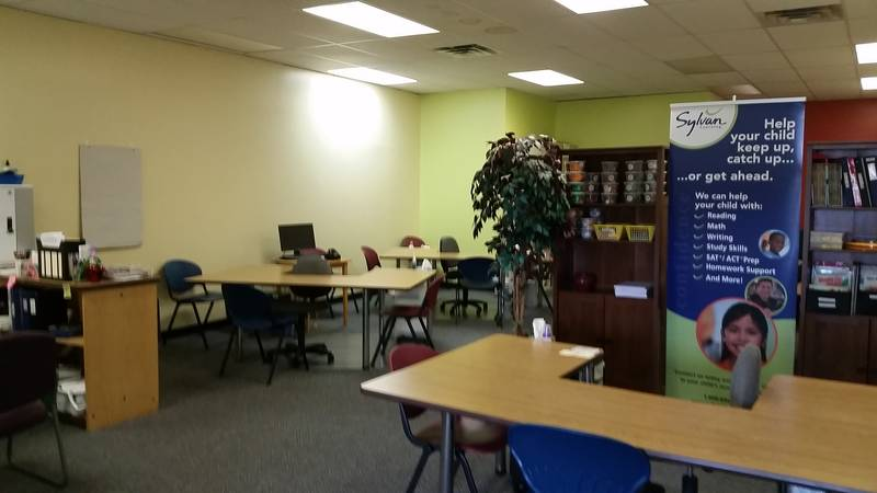 Part of our teaching floor
