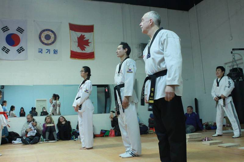 Seong's Taekwondo World Instructors
