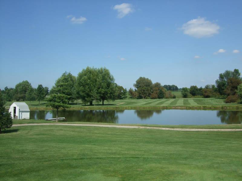 3rd Hole & Jacob's Pond