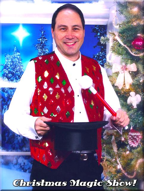 Christmas Magician