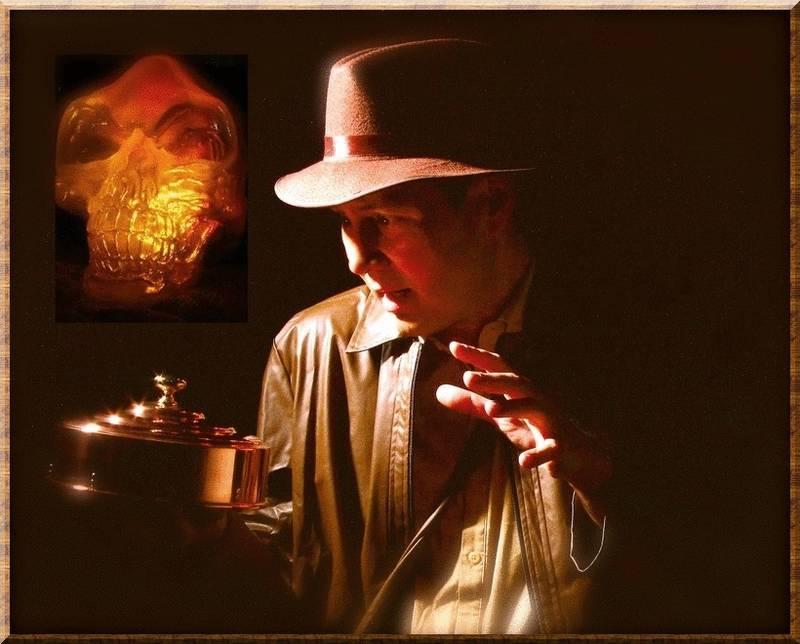 Indiana Jones Magic Show!