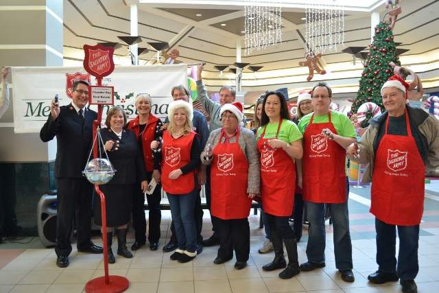 Salvation Army Kettle Campaign