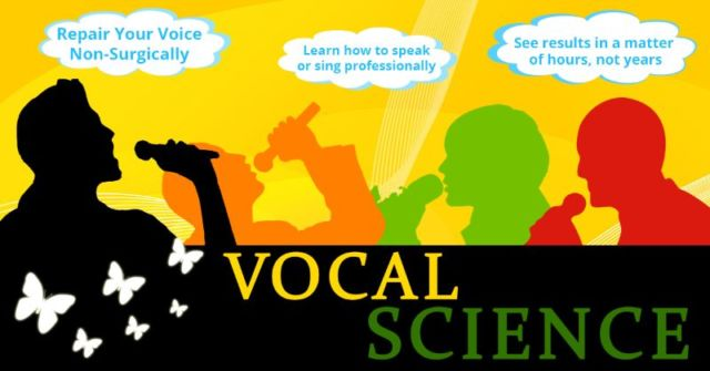 Learn To Sing Professionally With Vocal Science