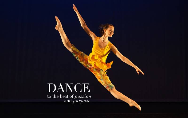 Leica Hardy School of Dance - Dance to the beat of passion & purpose