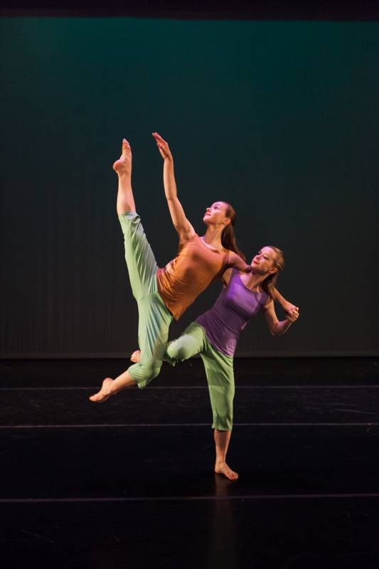 Leica Hardy School of Dance - Contemporary Partnering