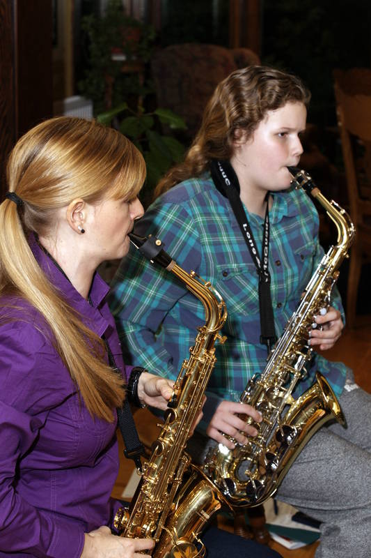 Neighbour Note Saxophone Lessons
