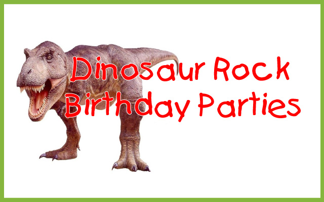 Dinosaur Birthday Parties