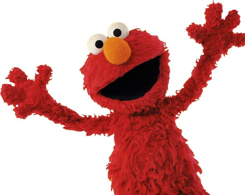 Elmo Mascot Birthday Parties