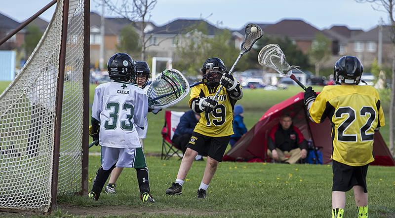 Hamilton Boy's Field Lacrosse 2