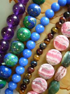 Gemstone Beads & Jewellery Making Supplies
