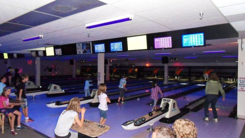 LASER GLOW-in-DARK Bowling.  Call us for times. 250-979-2777