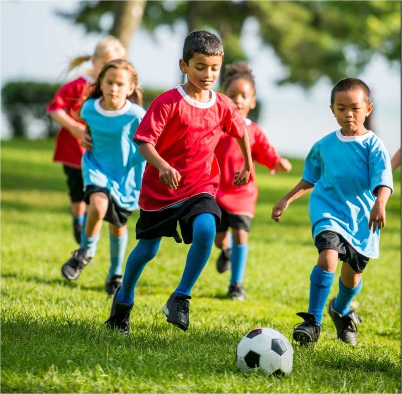FootyForAll Kids Soccer Programs for Boys and Girls Age 4-9