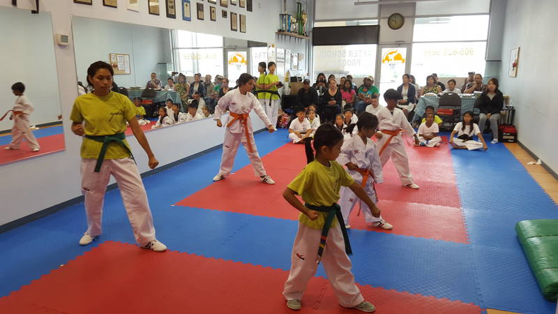 Seong's Taekwondo World Mississauga