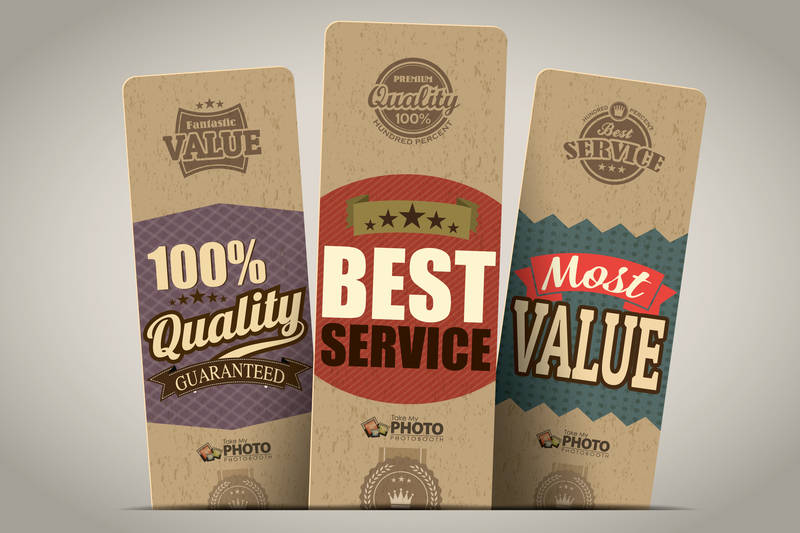 100% Quality Guaranteed, The Best Service with the Most Value
