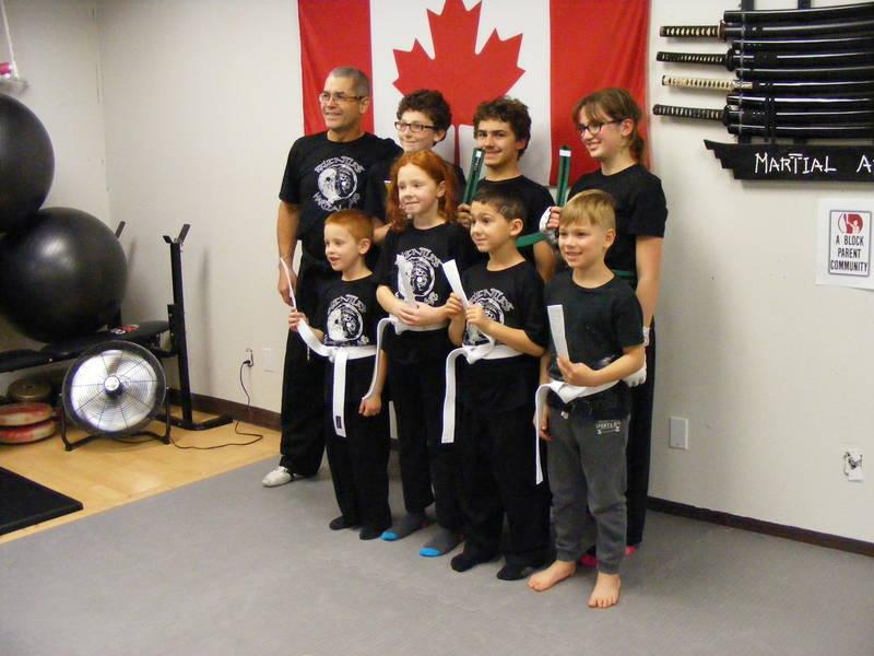 Belt Promotion Testing