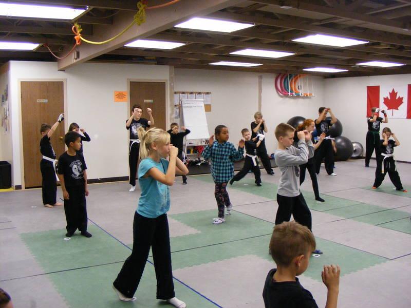 Kid's Mixed Martial Arts class