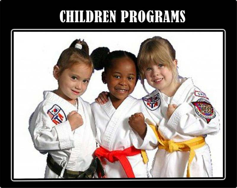 children programs at Valley Taekwondo