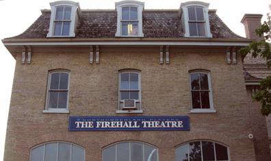 Firehall Theatre, Cobourg