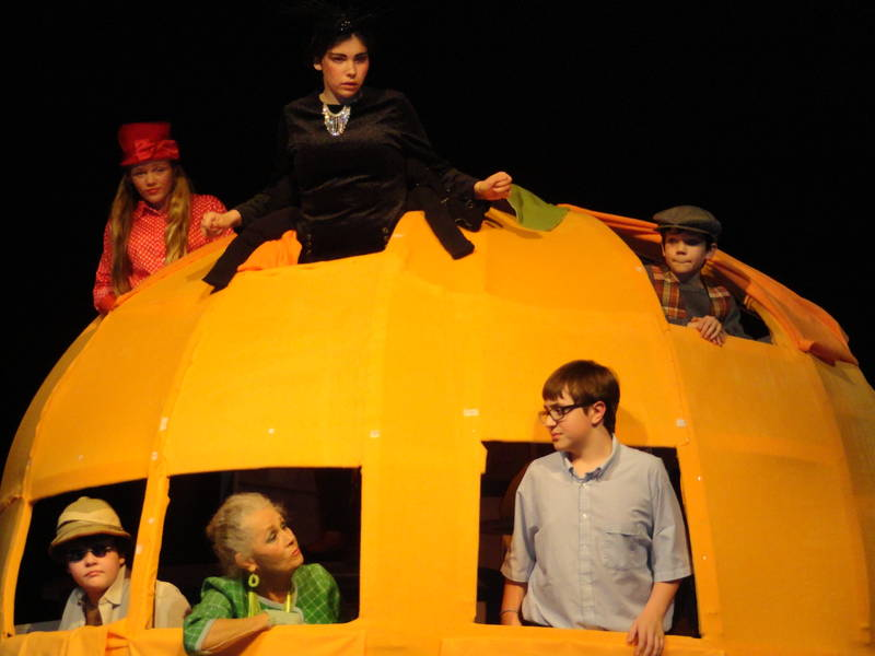 James and the Giant Peach, 2014